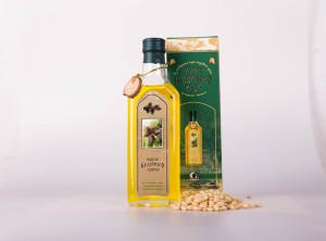 кедровое масло, Cedar oil