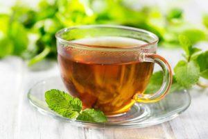мятный чай для здоровья